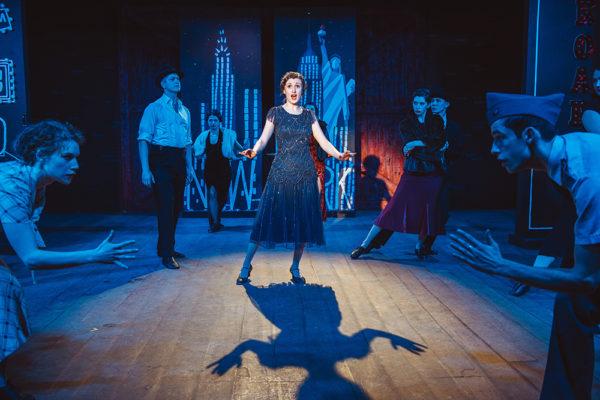 Krista Skwarok as Dorothy Brock. Photo: David Cooper.