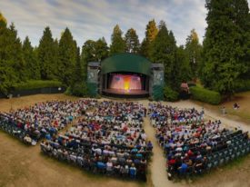 A Vancouver summer tradition continues with Broadway blockbusters in the park